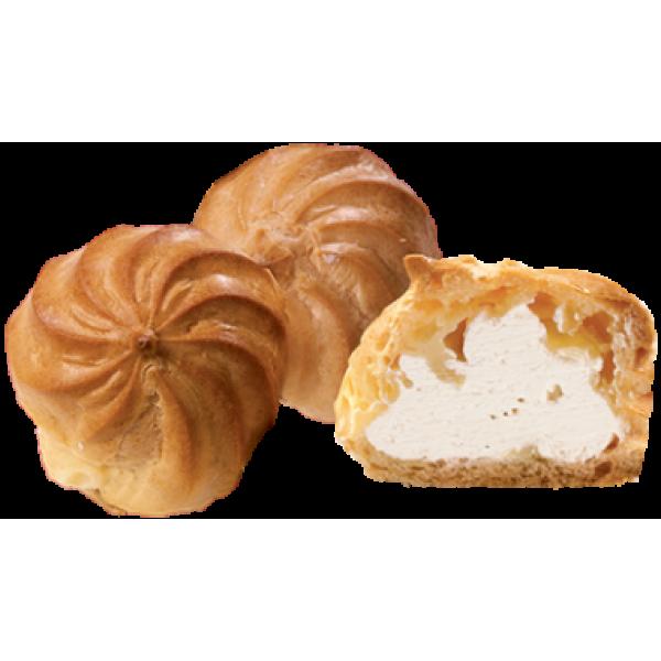 Заварные пирожные ✯ Эклеры ✯ со сливками  1кг.