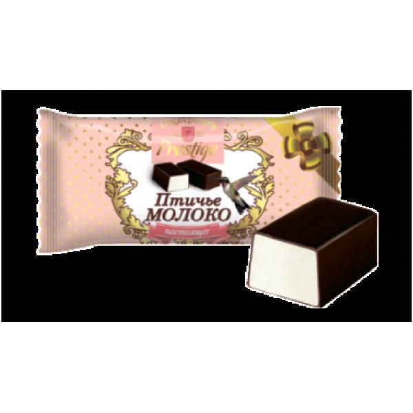 Конфета  'Птичье молоко ' Т Престиж ' (флоупак)  2,3 кг*