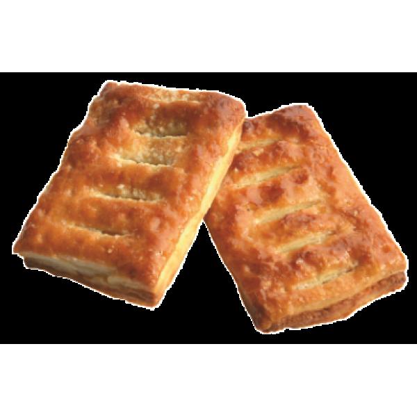 Печенье сдоб. слоеное  'Хрустик ' с изюмом ' 2,5 кг (ШТРИХ-КОД)
