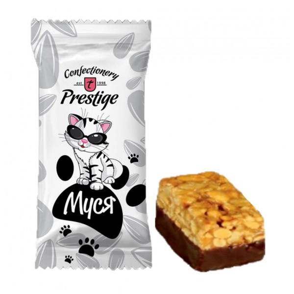 Конфета  'Муся ' (флоупак)   2,2 кг *(ШТРИХ-КОД)