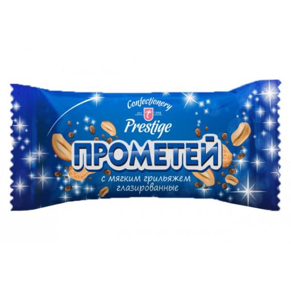 Конфета  'Прометей ' (флоупак)   2 кг*  (ШТРИХ-КОД)