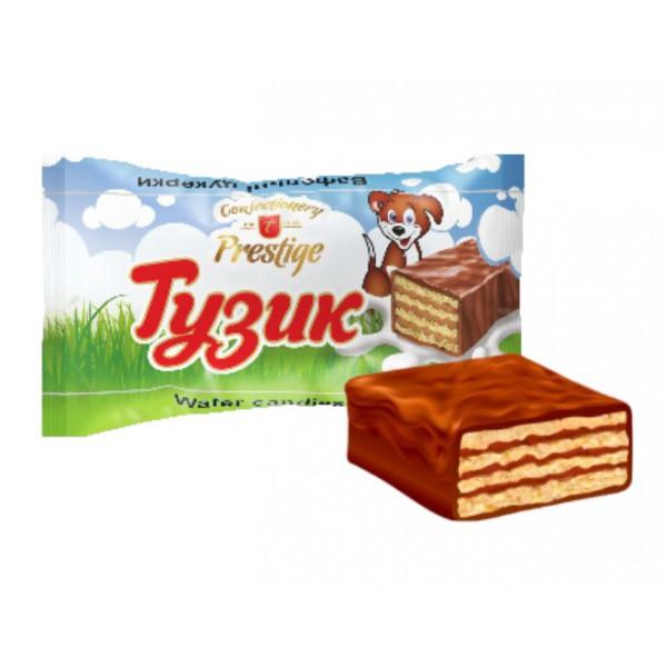 НЕ ЗАКАЗ Конфеты  'Тузик ' Т Престиж ' 2 кг флоупак
