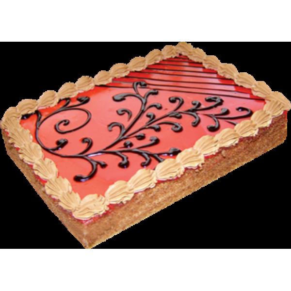 Тортик-мини   ♥ Клубничка ♥ 0,8