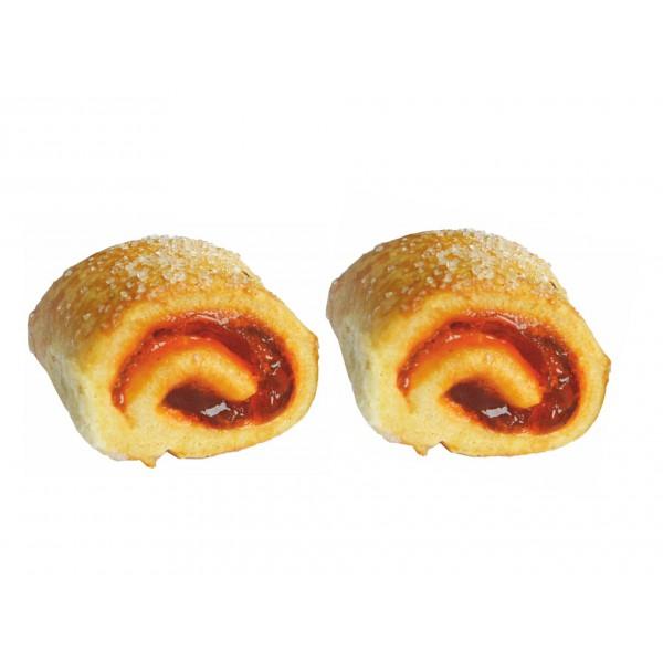 Печенье сдоб  'Смаколык ' с напол. абрикос 2кг (ШТРИХ-КОД)