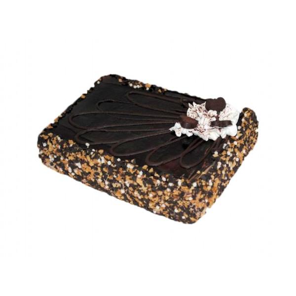 Торт бисквитный  'Пражский  ' 1,5 кг (ШТРИХ_КОД)