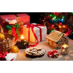 Сладкие новогодние и рождественские подарки 2017 от