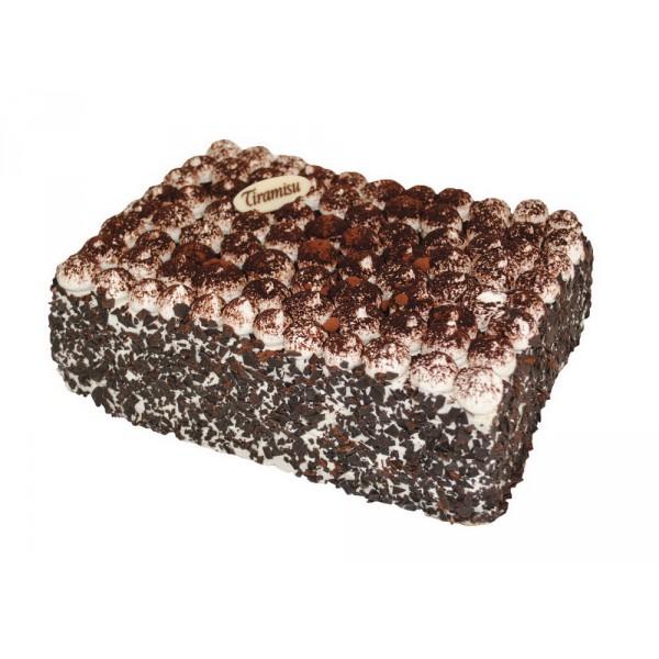 Торт бисквитный  'Тирамису  ' 1,5 кг