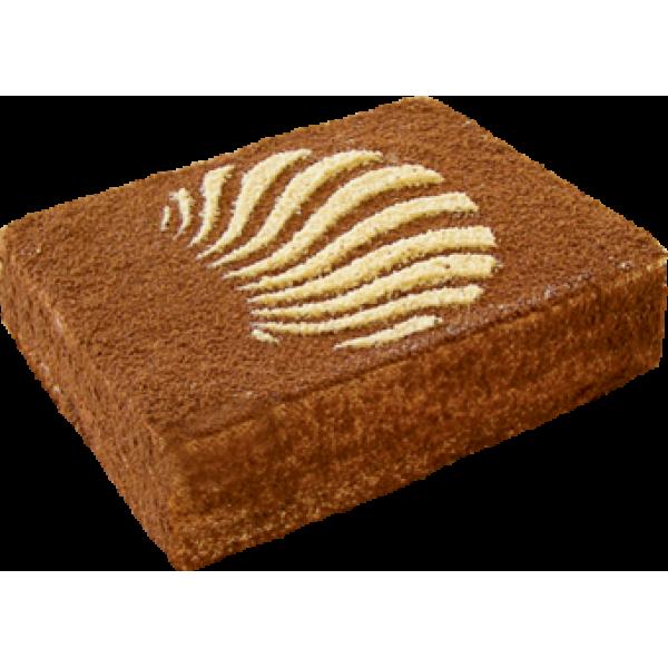 Торт бисквитный  'Сметанник ' 1,7 кг (ШТРИХ-КОД)