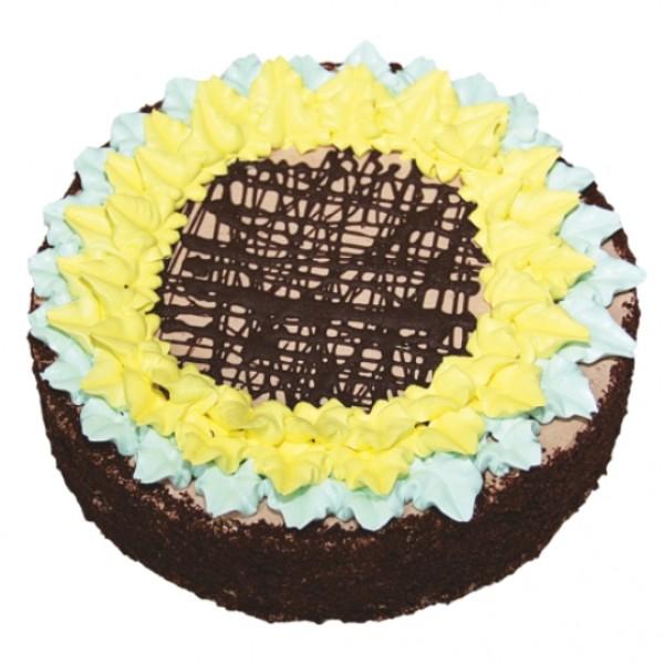 Торт Подсолнух 1