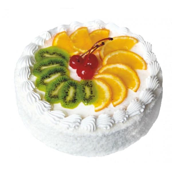 Торт Фруктовая фантазия 1