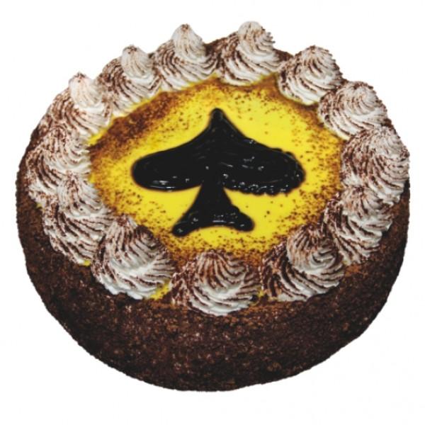 Торт Пиковая Дама 1кг