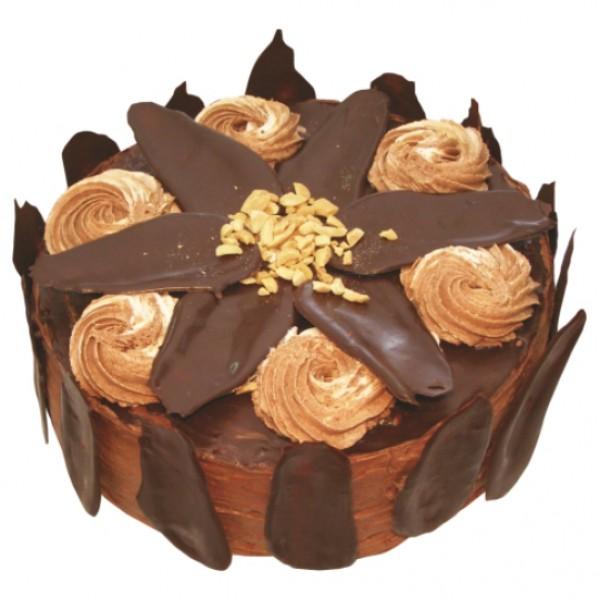 Торт Воздушный замок 1 (БЫЛ Шоколадно-воздушный)