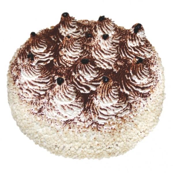 Торт Воздушно - сливочный 1