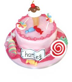 детский торт на день рождения заказать в Харькове