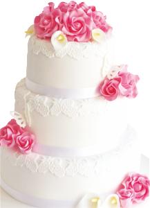 торты на заказ в Харькове, заказать торт в Харькове, свадебный торт