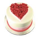 Торт праздничный для влюбленных в Харькове