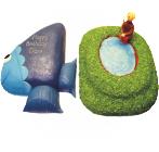 Юбилейный торт на день рождения заказать в Харькове