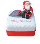 Эксклюзивный торт на Рождество заказать в Харькове
