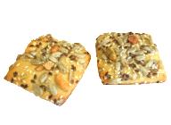 Cookies with krokant
