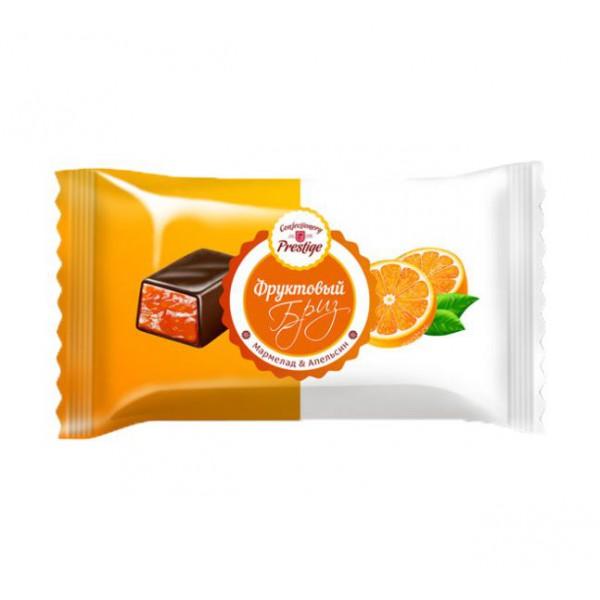 Конфеты желей 'Фруктов бриз 'апельсин (ФЛОУП)2,0 кг *