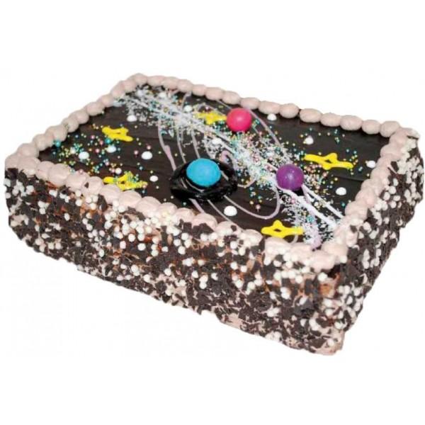 Торт бисквитный  'Космос  ' 1,5кг