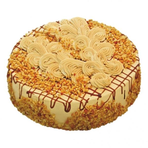 Торт Крем - Брюле 1