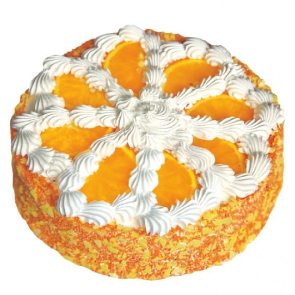 Торт Цитринка 1
