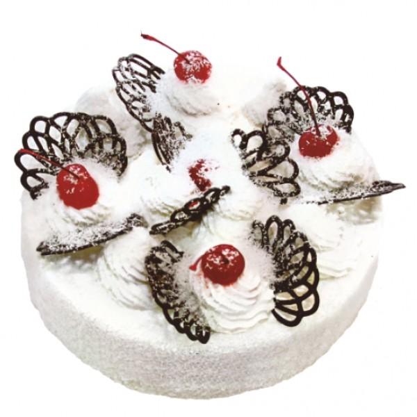 Торт Зимняя вишня 1